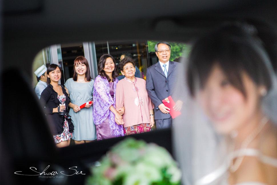 [婚攝] Andy & Ashley│台北@晶華酒店│迎娶午宴(編號:514121) - Show Su Photography - 結婚吧