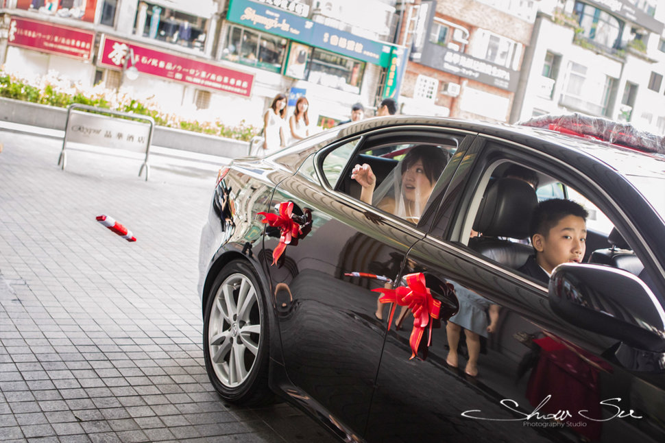 [婚攝] Andy & Ashley│台北@晶華酒店│迎娶午宴(編號:514122) - Show Su Photography - 結婚吧