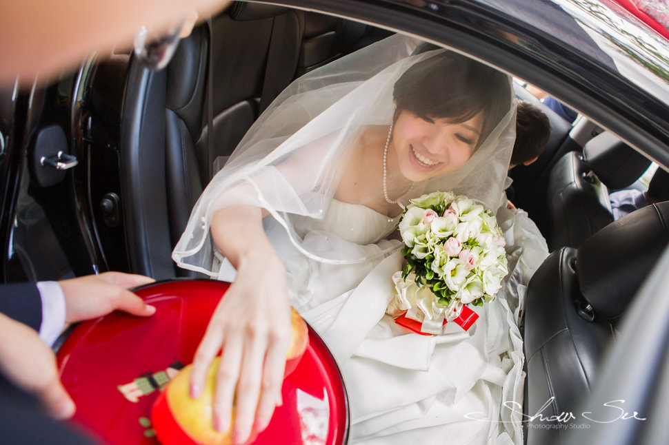 [婚攝] Andy & Ashley│台北@晶華酒店│迎娶午宴(編號:514125) - Show Su Photography - 結婚吧