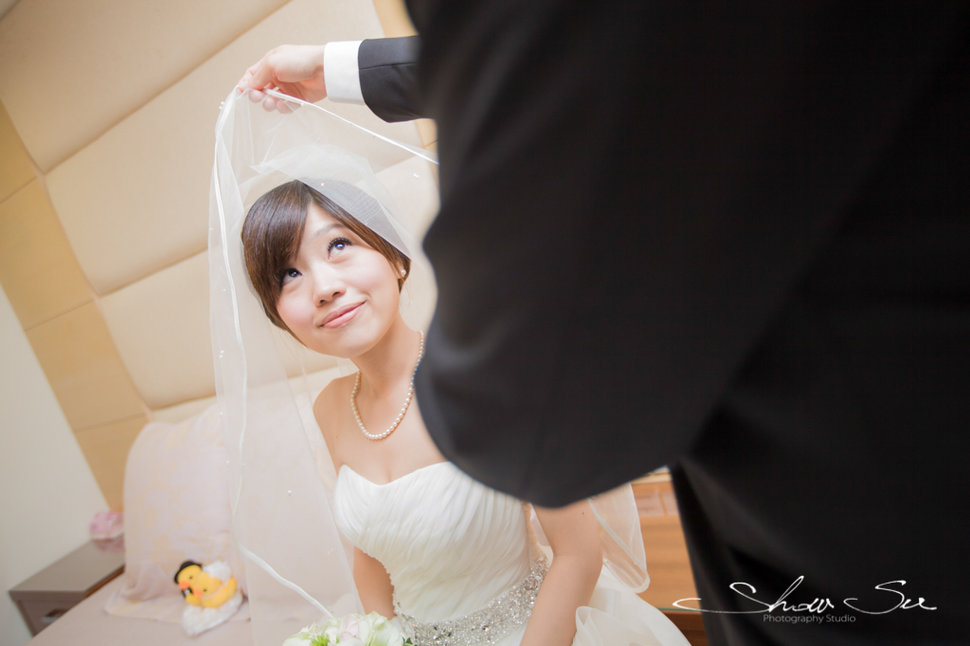 [婚攝] Andy & Ashley│台北@晶華酒店│迎娶午宴(編號:514129) - Show Su Photography - 結婚吧