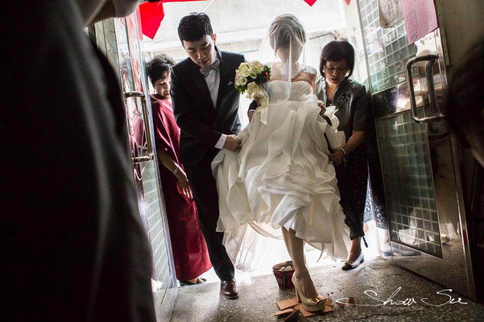 [婚攝] Andy & Ashley│台北@晶華酒店│迎娶午宴(編號:514130) - Show Su Photography - 結婚吧