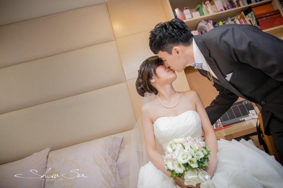 [婚攝] Andy & Ashley│台北@晶華酒店│迎娶午宴(編號:514132) - Show Su Photography - 結婚吧
