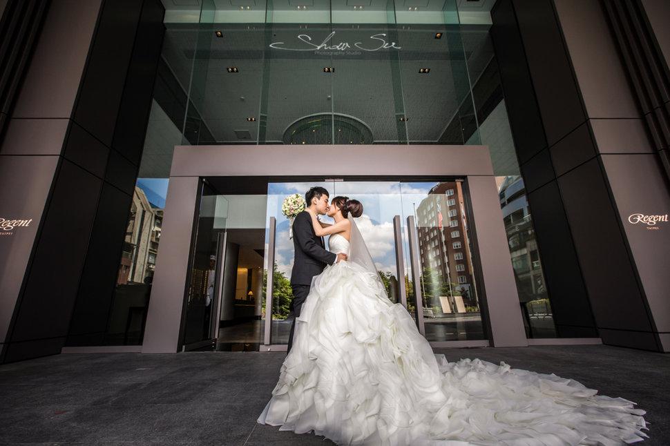 [婚攝] Andy & Ashley│台北@晶華酒店│迎娶午宴(編號:514136) - Show Su Photography - 結婚吧