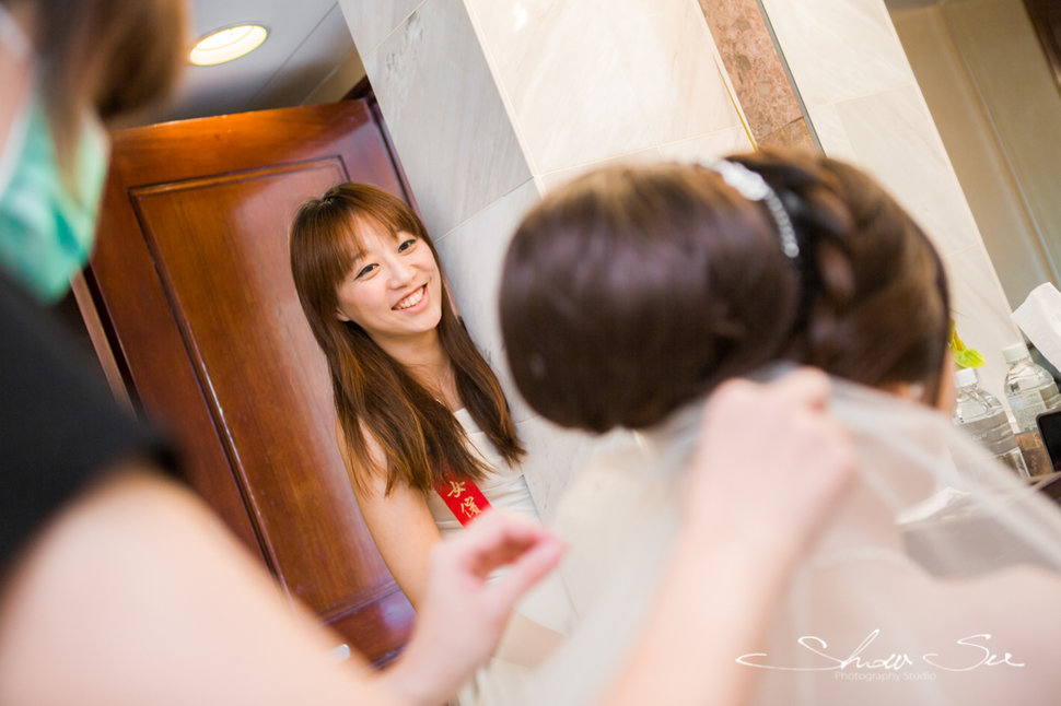 [婚攝] Andy & Ashley│台北@晶華酒店│迎娶午宴(編號:514140) - Show Su Photography - 結婚吧