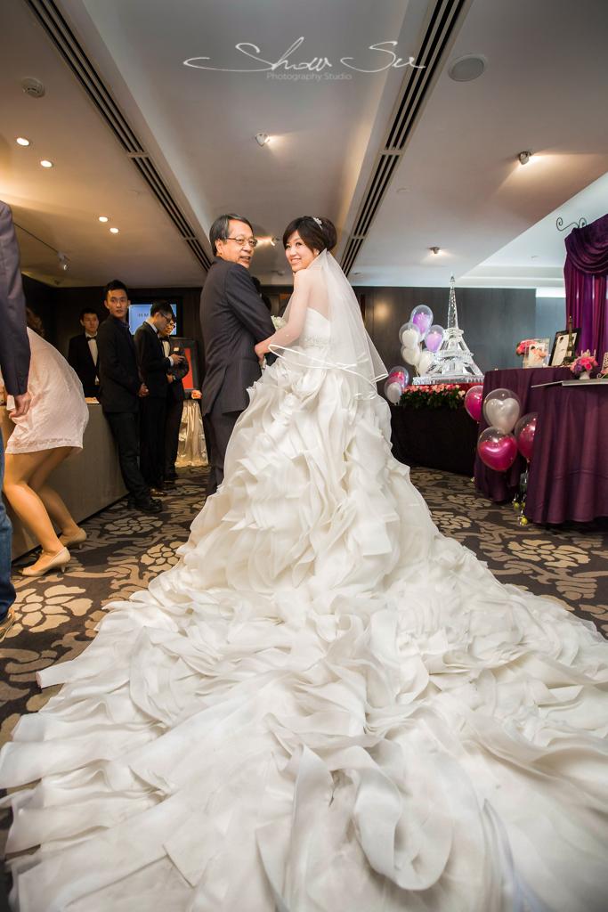 [婚攝] Andy & Ashley│台北@晶華酒店│迎娶午宴(編號:514143) - Show Su Photography - 結婚吧