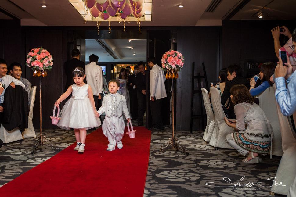 [婚攝] Andy & Ashley│台北@晶華酒店│迎娶午宴(編號:514146) - Show Su Photography - 結婚吧