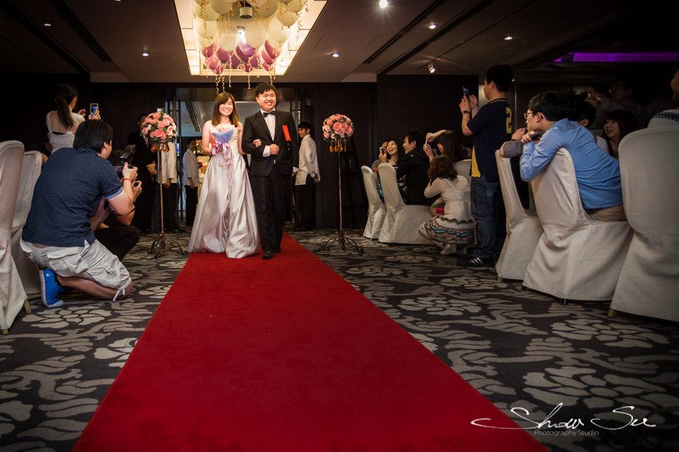 [婚攝] Andy & Ashley│台北@晶華酒店│迎娶午宴(編號:514150) - Show Su Photography《結婚吧》
