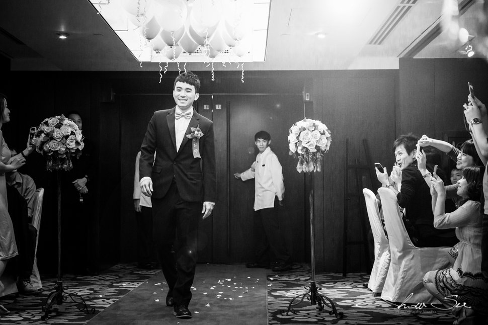 [婚攝] Andy & Ashley│台北@晶華酒店│迎娶午宴(編號:514151) - Show Su Photography - 結婚吧