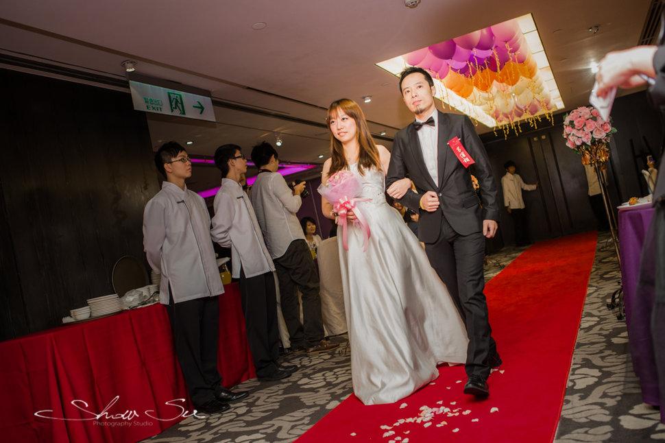 [婚攝] Andy & Ashley│台北@晶華酒店│迎娶午宴(編號:514152) - Show Su Photography - 結婚吧
