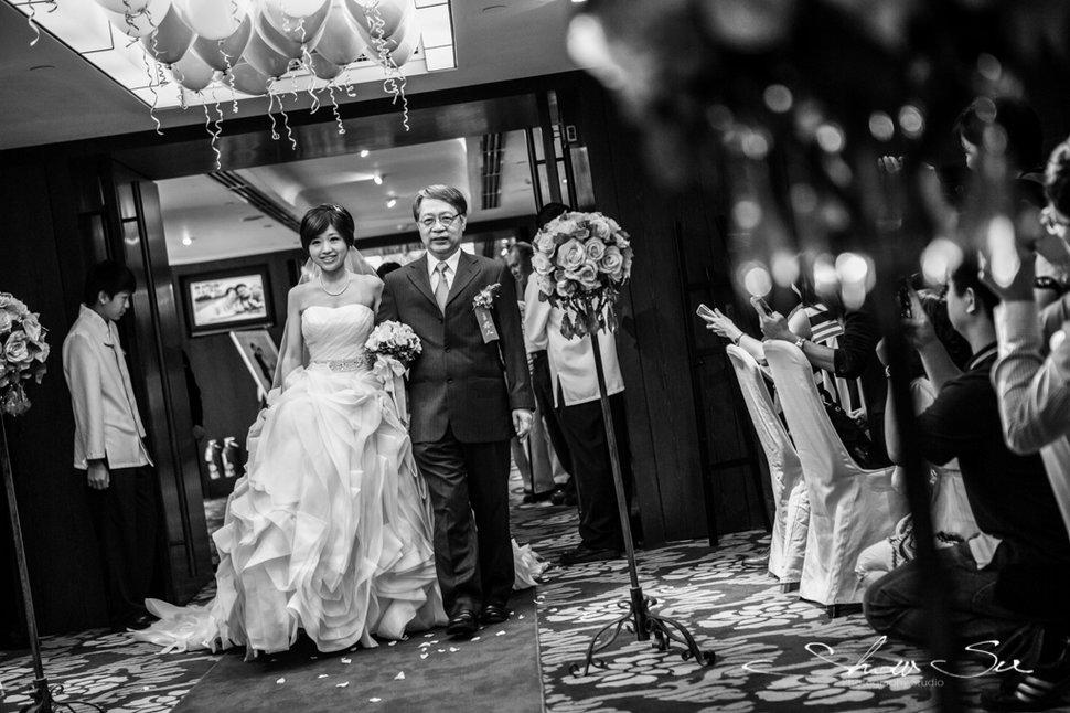 [婚攝] Andy & Ashley│台北@晶華酒店│迎娶午宴(編號:514154) - Show Su Photography - 結婚吧