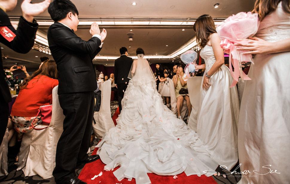 [婚攝] Andy & Ashley│台北@晶華酒店│迎娶午宴(編號:514160) - Show Su Photography - 結婚吧