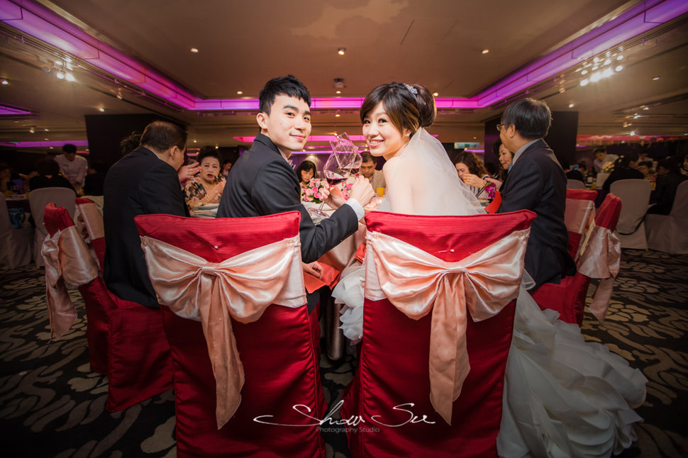 [婚攝] Andy & Ashley│台北@晶華酒店│迎娶午宴(編號:514162) - Show Su Photography - 結婚吧