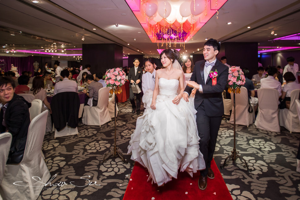 [婚攝] Andy & Ashley│台北@晶華酒店│迎娶午宴(編號:514166) - Show Su Photography - 結婚吧