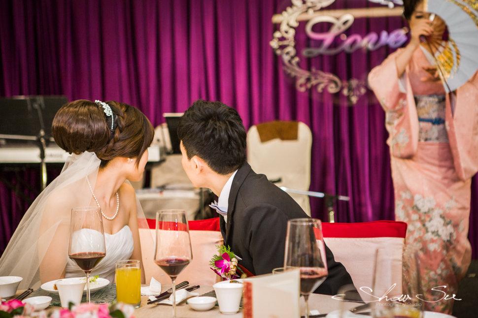 [婚攝] Andy & Ashley│台北@晶華酒店│迎娶午宴(編號:514168) - Show Su Photography - 結婚吧