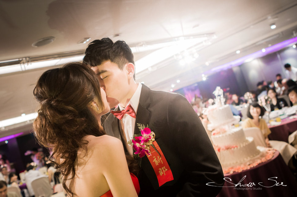 [婚攝] Andy & Ashley│台北@晶華酒店│迎娶午宴(編號:514177) - Show Su Photography - 結婚吧