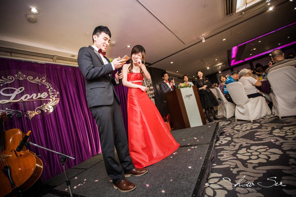[婚攝] Andy & Ashley│台北@晶華酒店│迎娶午宴(編號:514181) - Show Su Photography - 結婚吧