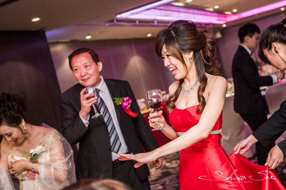 [婚攝] Andy & Ashley│台北@晶華酒店│迎娶午宴(編號:514186) - Show Su Photography - 結婚吧