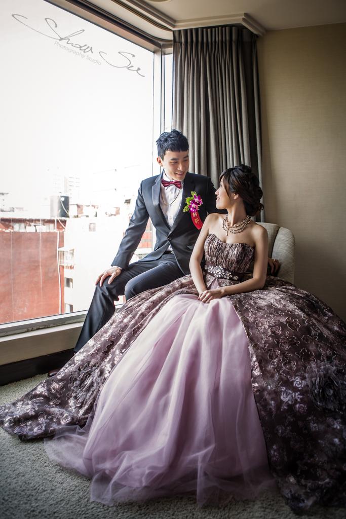 [婚攝] Andy & Ashley│台北@晶華酒店│迎娶午宴(編號:514190) - Show Su Photography - 結婚吧