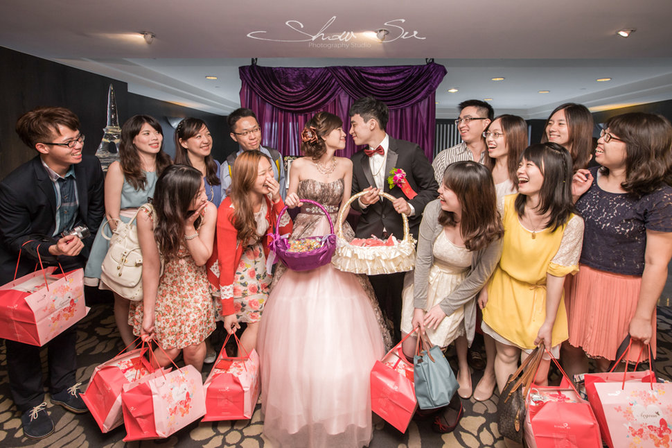 [婚攝] Andy & Ashley│台北@晶華酒店│迎娶午宴(編號:514191) - Show Su Photography - 結婚吧