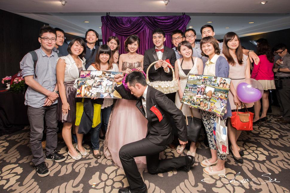 [婚攝] Andy & Ashley│台北@晶華酒店│迎娶午宴(編號:514195) - Show Su Photography - 結婚吧
