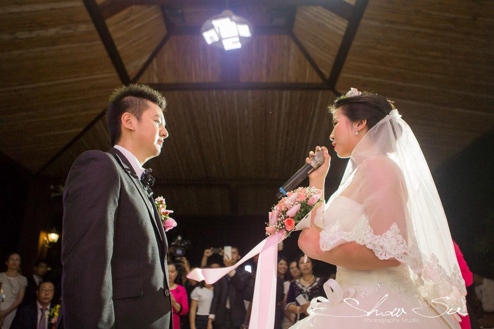 [婚攝] Leo & Carissa│桃園@響悅花園會館│婚禮紀錄(編號:549913) - Show Su Photography《結婚吧》