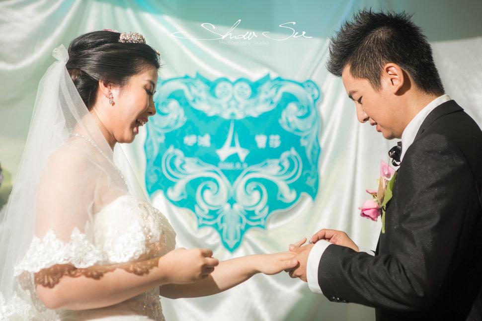 [婚攝] Leo & Carissa│桃園@響悅花園會館│婚禮紀錄(編號:549915) - Show Su Photography《結婚吧》