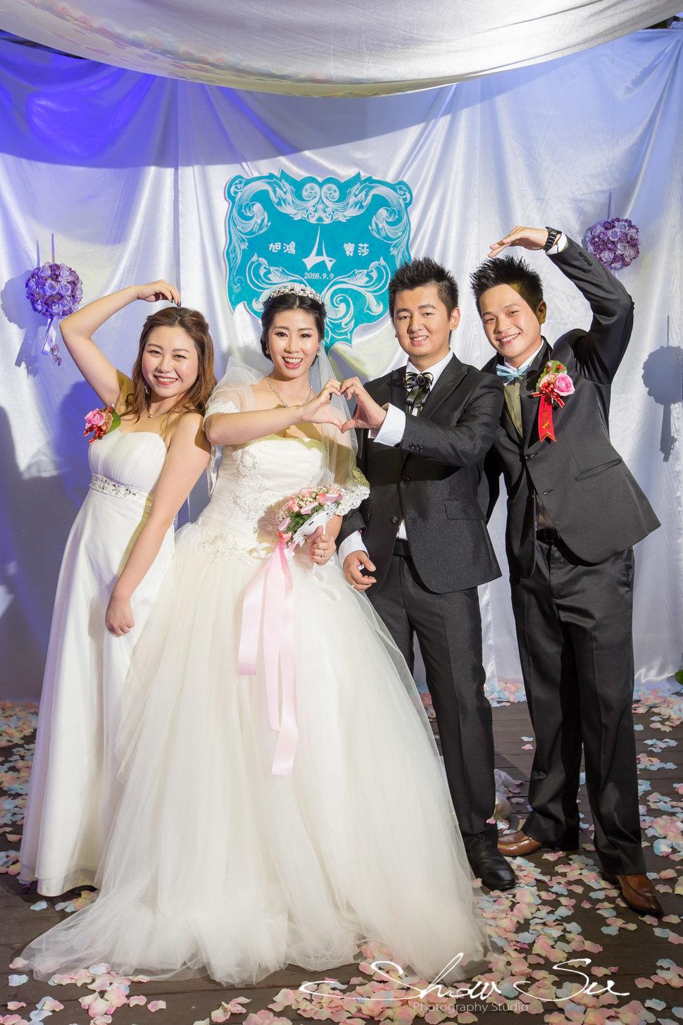 [婚攝] Leo & Carissa│桃園@響悅花園會館│婚禮紀錄(編號:549926) - Show Su Photography《結婚吧》