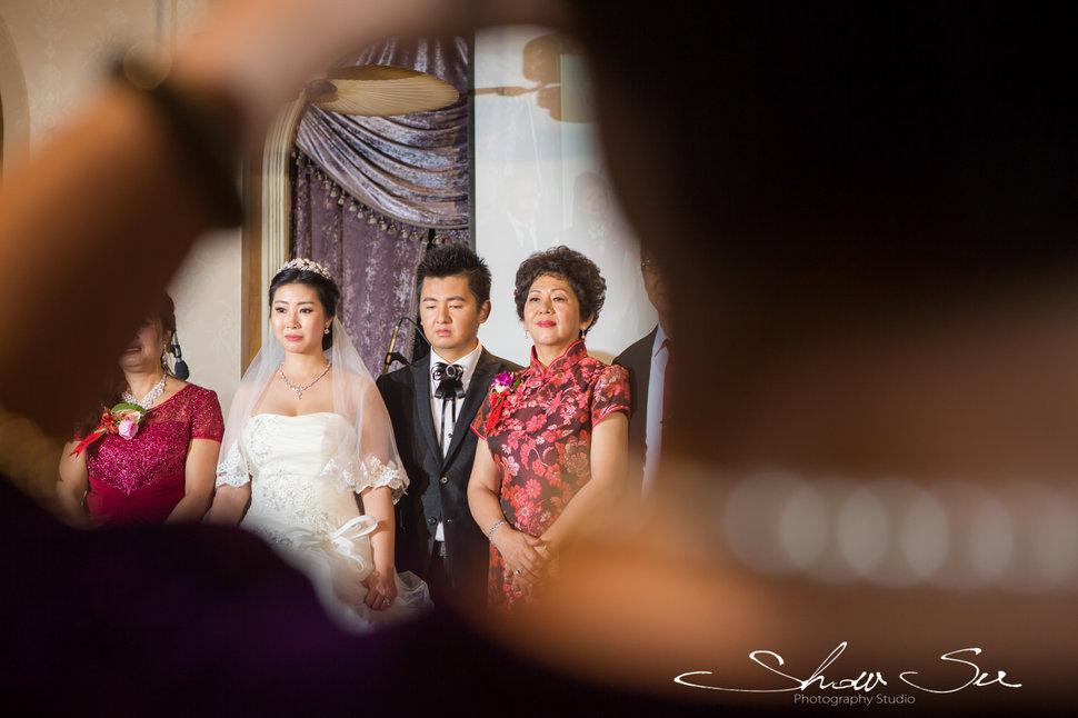 [婚攝] Leo & Carissa│桃園@響悅花園會館│婚禮紀錄(編號:549930) - Show Su Photography《結婚吧》