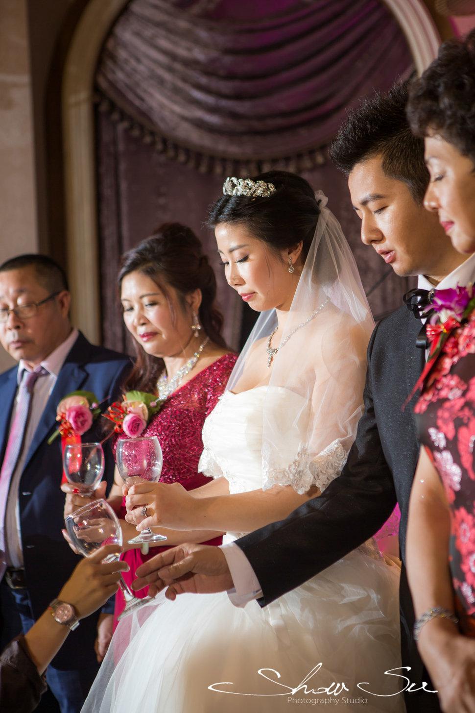 [婚攝] Leo & Carissa│桃園@響悅花園會館│婚禮紀錄(編號:549931) - Show Su Photography《結婚吧》