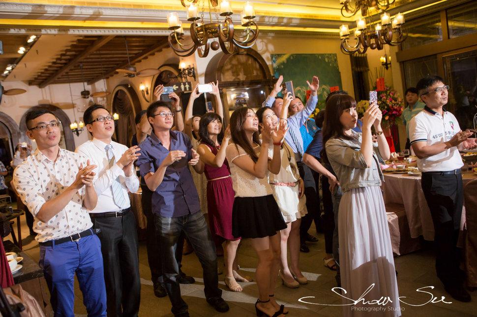 [婚攝] Leo & Carissa│桃園@響悅花園會館│婚禮紀錄(編號:549962) - Show Su Photography《結婚吧》