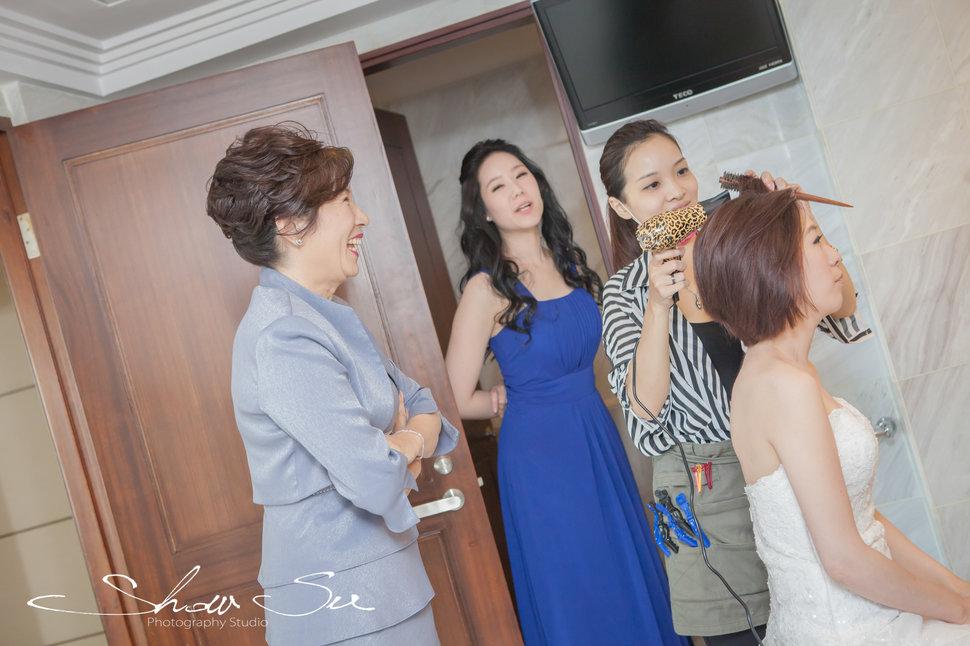 [婚攝] Steve & Maggie│台北@晶華酒店│迎娶儀式(編號:550023) - Show Su Photography - 結婚吧