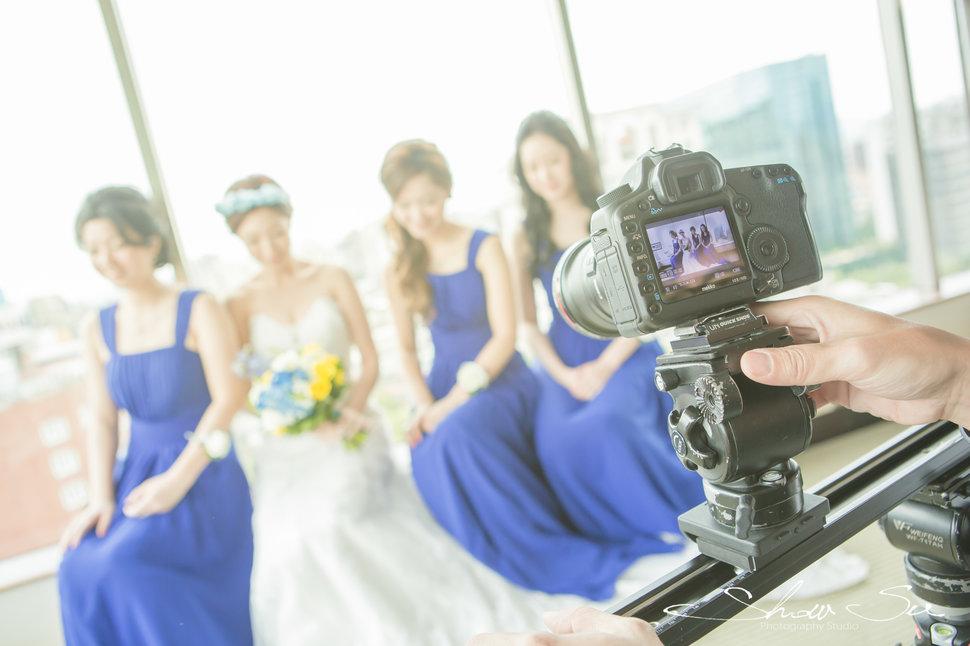 [婚攝] Steve & Maggie│台北@晶華酒店│迎娶儀式(編號:550026) - Show Su Photography - 結婚吧