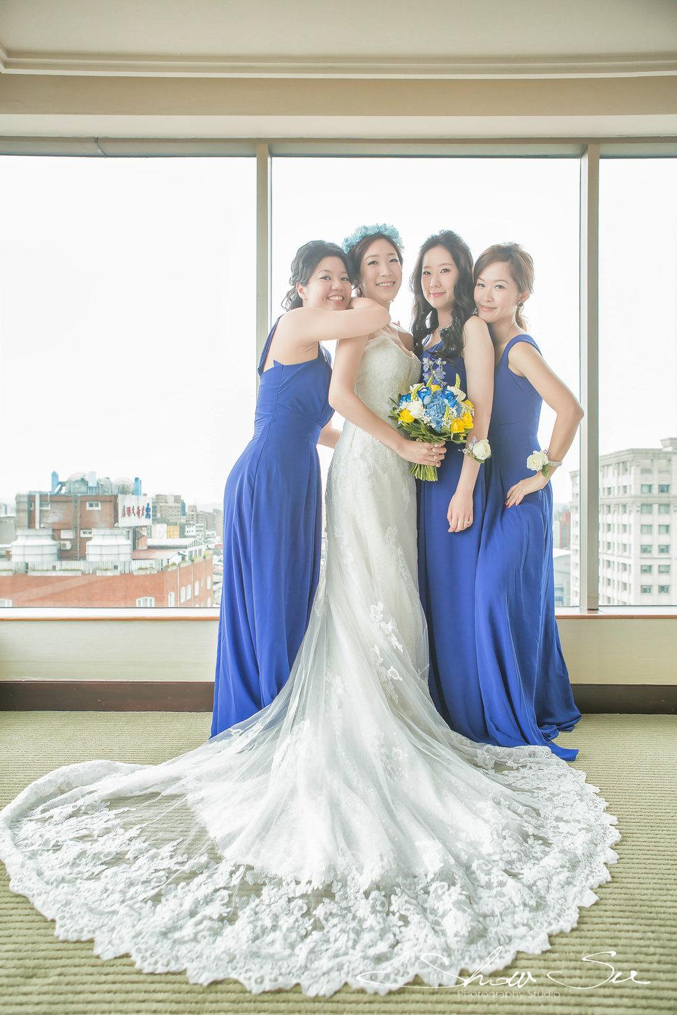 [婚攝] Steve & Maggie│台北@晶華酒店│迎娶儀式(編號:550029) - Show Su Photography - 結婚吧