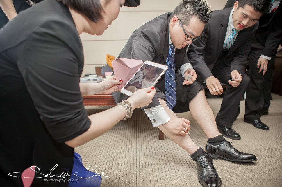[婚攝] Steve & Maggie│台北@晶華酒店│迎娶儀式(編號:550052) - Show Su Photography - 結婚吧
