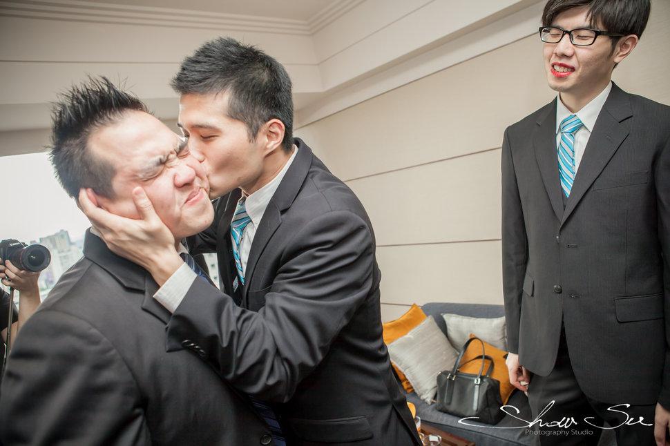 [婚攝] Steve & Maggie│台北@晶華酒店│迎娶儀式(編號:550062) - Show Su Photography - 結婚吧