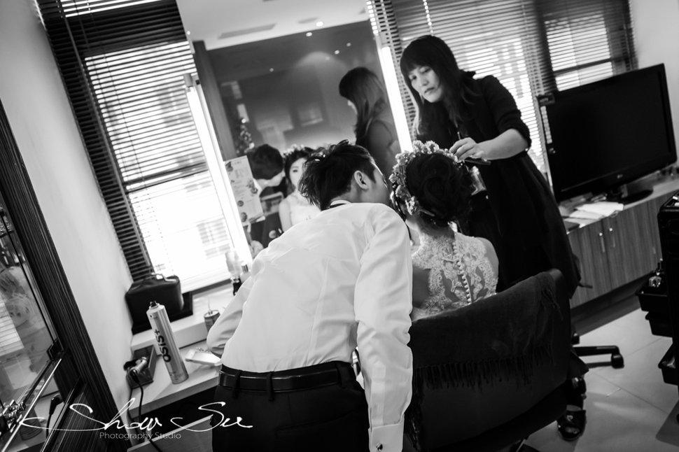 [婚攝] Aaron & Zoe│桃園@羅莎會館│結婚午宴(編號:550112) - Show Su Photography - 結婚吧