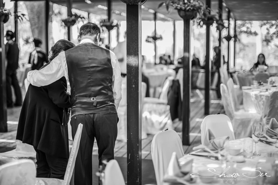 [婚攝] Aaron & Zoe│桃園@羅莎會館│結婚午宴(編號:550128) - Show Su Photography - 結婚吧
