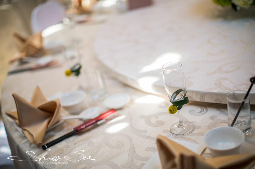 [婚攝] Aaron & Zoe│桃園@羅莎會館│結婚午宴(編號:550134) - Show Su Photography - 結婚吧