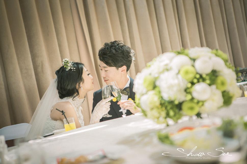 [婚攝] Aaron & Zoe│桃園@羅莎會館│結婚午宴(編號:550150) - Show Su Photography - 結婚吧
