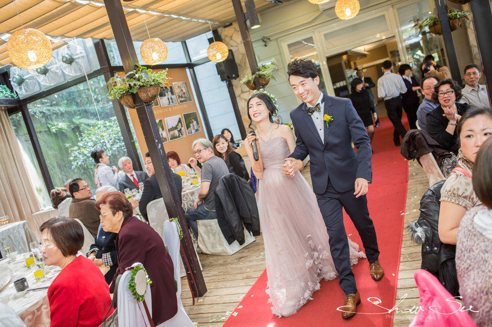 [婚攝] Aaron & Zoe│桃園@羅莎會館│結婚午宴(編號:550159) - Show Su Photography - 結婚吧