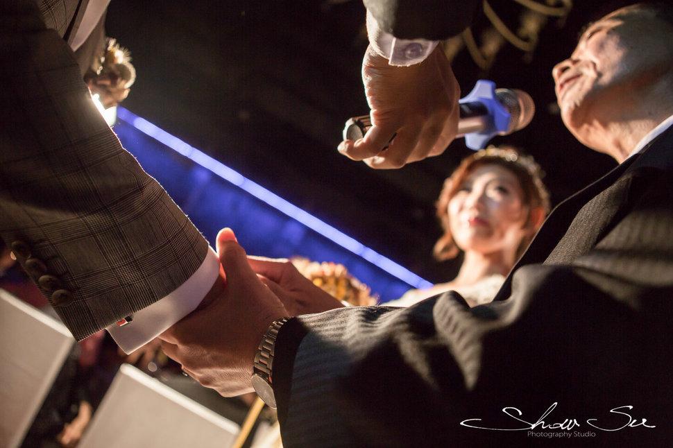 [婚攝] Ian & Claire│台北@1919婚宴廣場│結婚午宴@婚禮紀錄(編號:550237) - Show Su Photography - 結婚吧