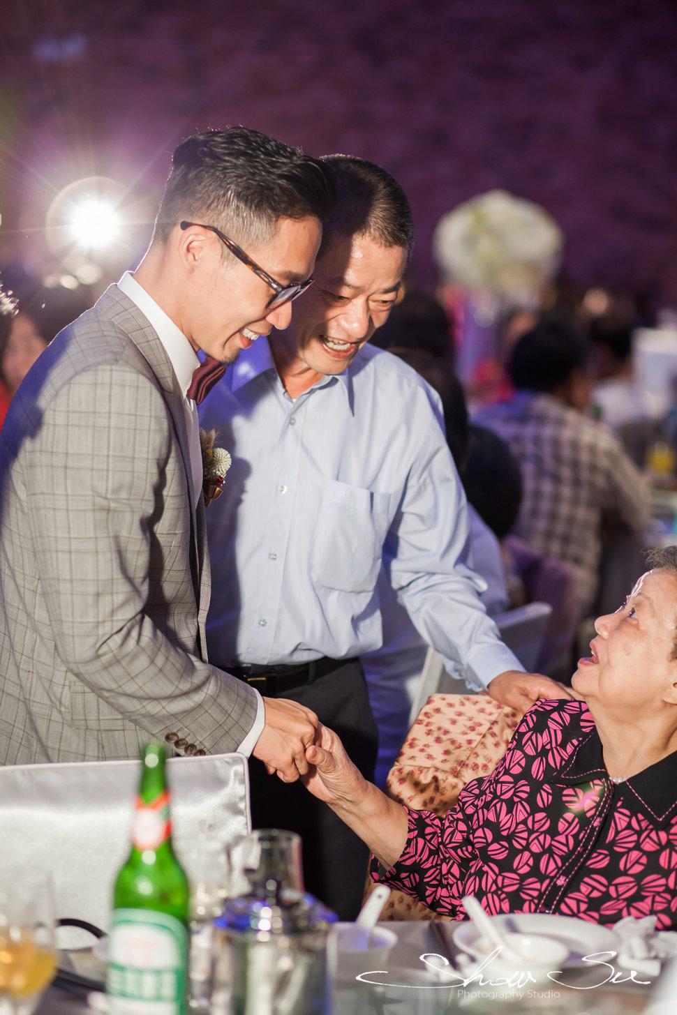 [婚攝] Ian & Claire│台北@1919婚宴廣場│結婚午宴@婚禮紀錄(編號:550257) - Show Su Photography - 結婚吧