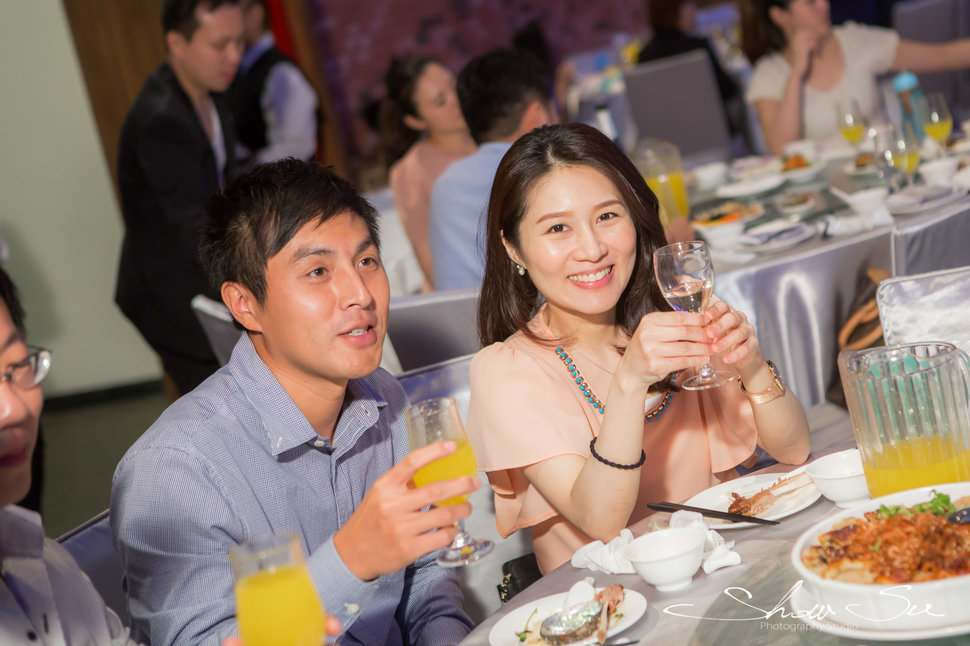 [婚攝] Ian & Claire│台北@1919婚宴廣場│結婚午宴@婚禮紀錄(編號:550272) - Show Su Photography - 結婚吧
