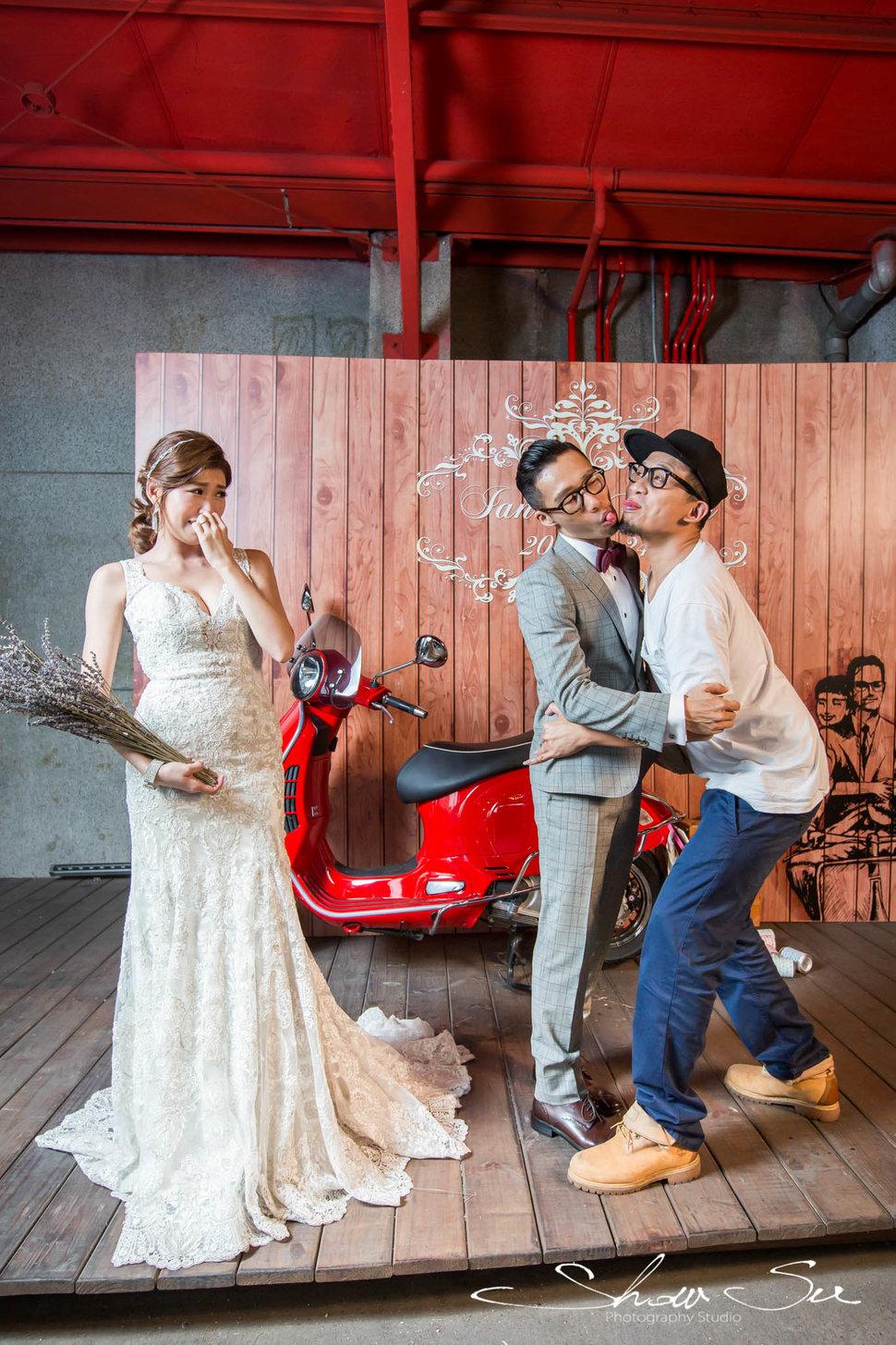 [婚攝] Ian & Claire│台北@1919婚宴廣場│結婚午宴@婚禮紀錄(編號:550293) - Show Su Photography - 結婚吧