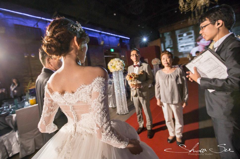 [婚攝] Ian & Claire│台北@1919婚宴廣場│結婚午宴@婚禮紀錄(編號:550303) - Show Su Photography - 結婚吧
