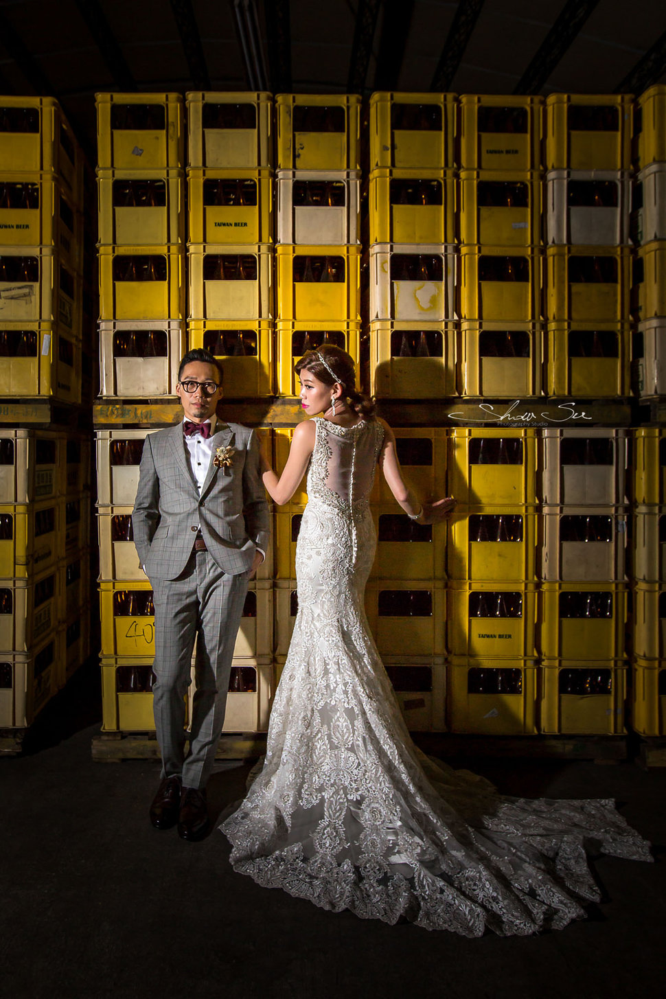 [婚攝] Ian & Claire│台北@1919婚宴廣場│結婚午宴@婚禮紀錄(編號:550304) - Show Su Photography - 結婚吧