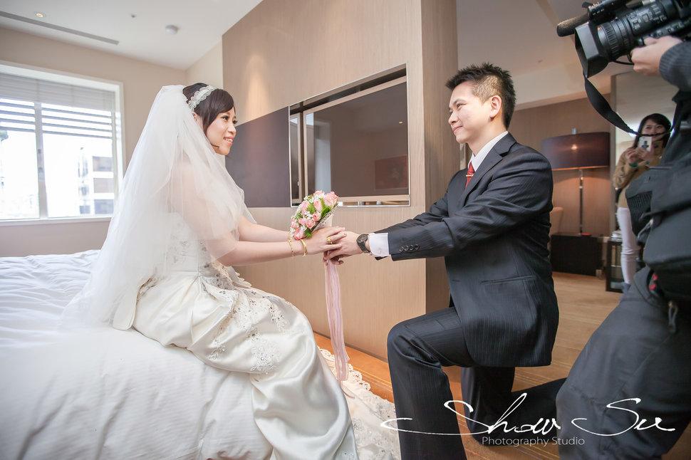 [婚攝] Jeremy & Nana│台北@國賓大飯店│結婚午宴(編號:550412) - Show Su Photography《結婚吧》
