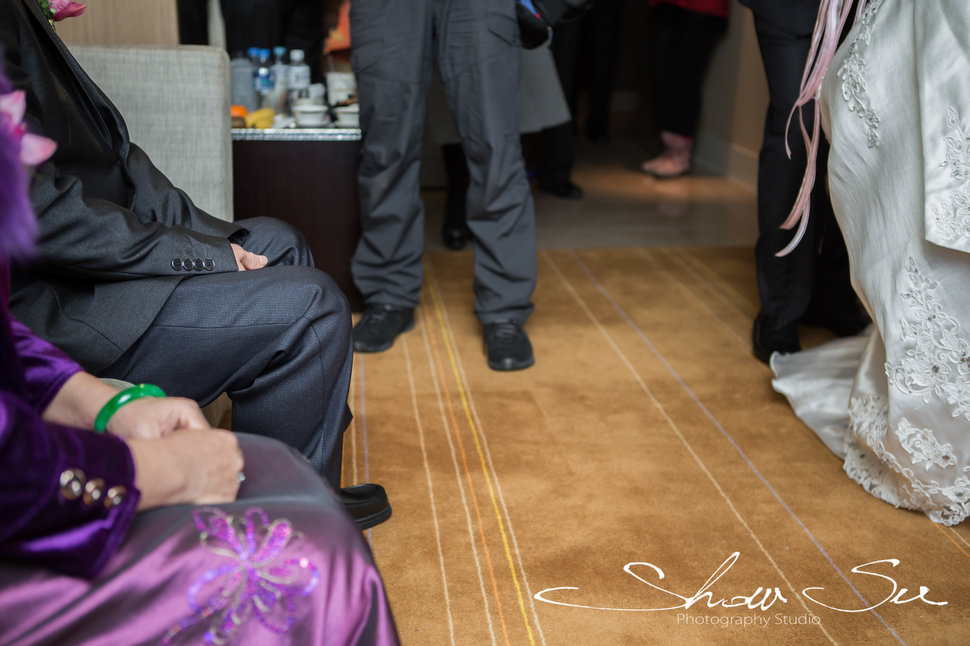 [婚攝] Jeremy & Nana│台北@國賓大飯店│結婚午宴(編號:550413) - Show Su Photography《結婚吧》