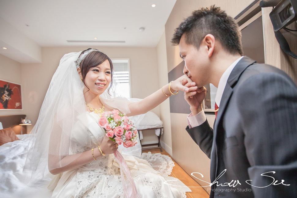 [婚攝] Jeremy & Nana│台北@國賓大飯店│結婚午宴(編號:550414) - Show Su Photography《結婚吧》