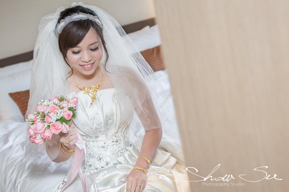 [婚攝] Jeremy & Nana│台北@國賓大飯店│結婚午宴(編號:550416) - Show Su Photography《結婚吧》